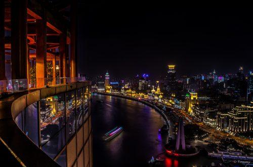 Der Bund, Shanghai, China