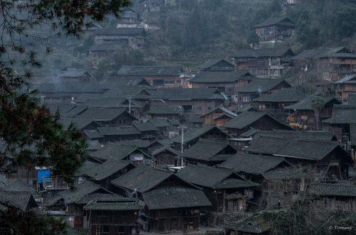 Langde, China