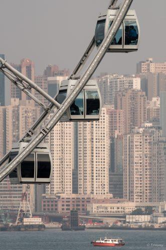 Wheel of Hong Kong