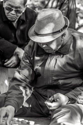 Zocken, Brettspiel, Kunming, China