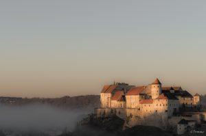 Burghauser Burg, Morgen