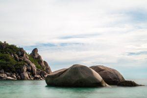 Strand, Beach, Koh Tao, Thailand
