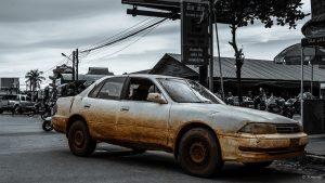 Rost, Auto, Koh Kong, Kambodscha