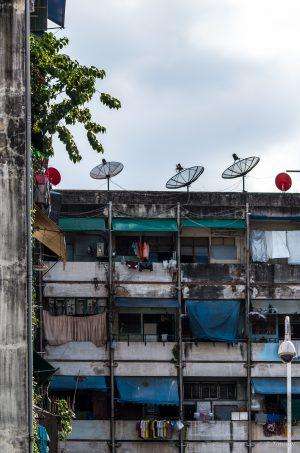 Wohnungen, Bangkok, Thailand