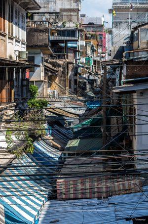 Straße, Bangkok, Thailand