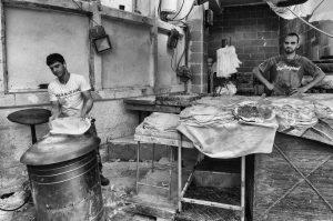 bakery, ramallah, palästina
