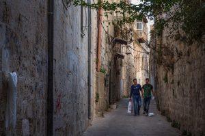 nablus, streets, palestine