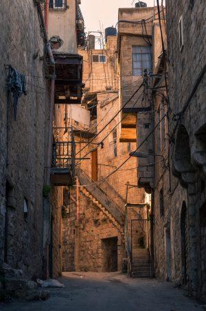 nablus, street, palestine