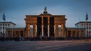 Berlin, Aleppo, Monument, Brandenburger Tor, Germany