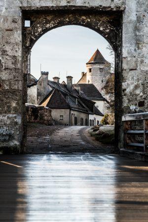 Castle, Burghausen