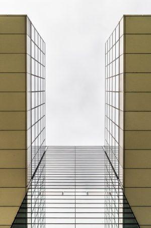 Symmetry, Cologne, Germany, Kranhäuser